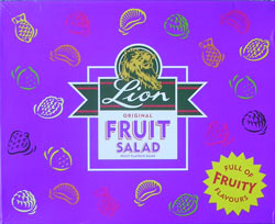 Lion Fruit Salad 3Kg Box
